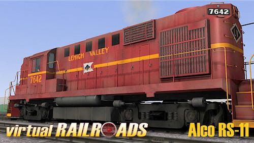 Alco RS-11