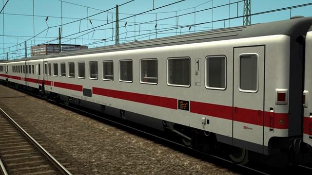 Avmz First Class Compartment Long Distance Vehicle