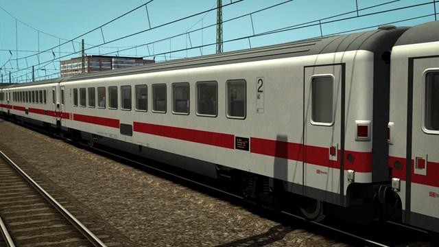 Bmpz Second Class Open Long Distance Vehicle