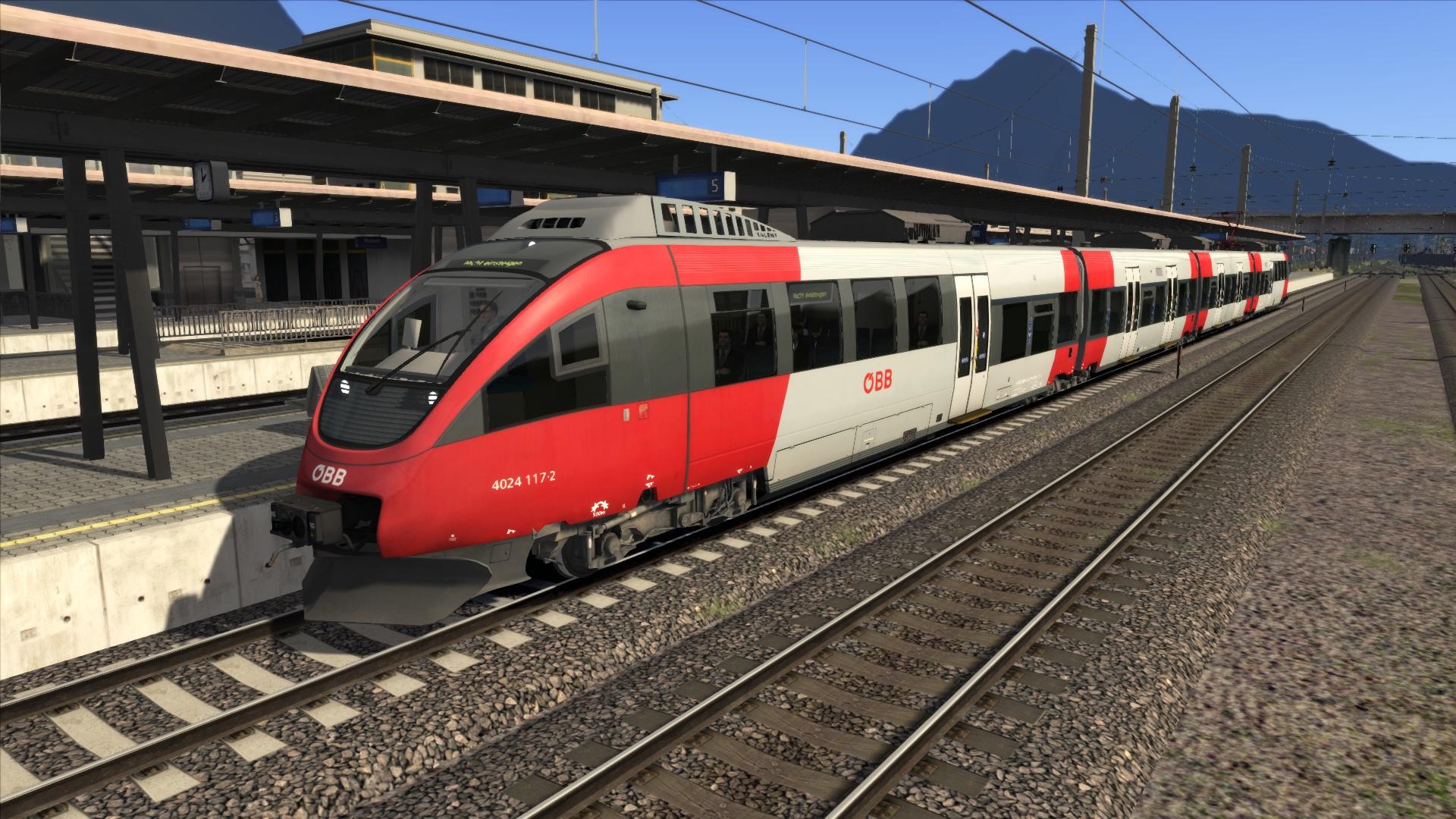 Train Simulator: Tirol: Brenner - Kufstein 2019 pc game Img-3