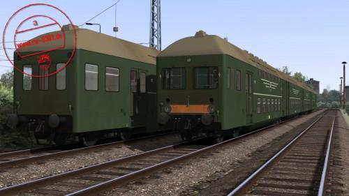 Doppelstockwagen DBvq & DBvu