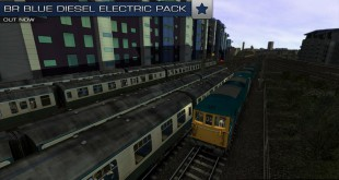 BR Blue Diesel Electric Twin Pack Out now
