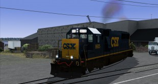 SD 50 CSX Beitrag
