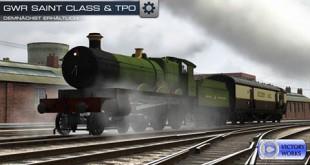 GWR Saint Class