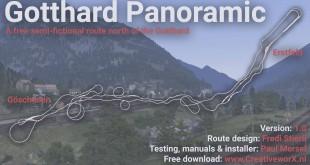 Gotthard Strecke