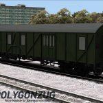 DB Behelfsgepäckwagen MDie/MDyg