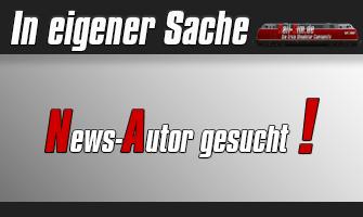 Rail-Sim.de News-Autor gesucht