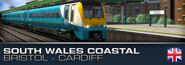 Train Simulator 2017 South Wales
