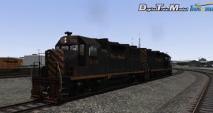 D&RGW GP35