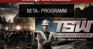 Train Sim World:CSX Heavy Haul Beta Systemvoraussetzungen