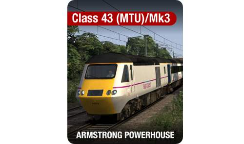 [AP] Class 43 (MTU)/Mk3 Enhancement Pack erschienen