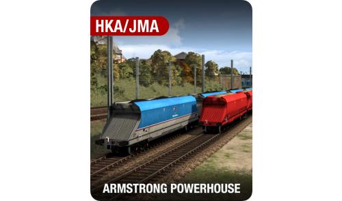 [AP] HKA/JMA Wagon Pack erschienen