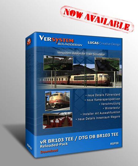 Versystem_BR103TEERepaint-Pack