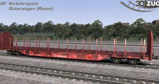 Verkehrspack Güterwagen