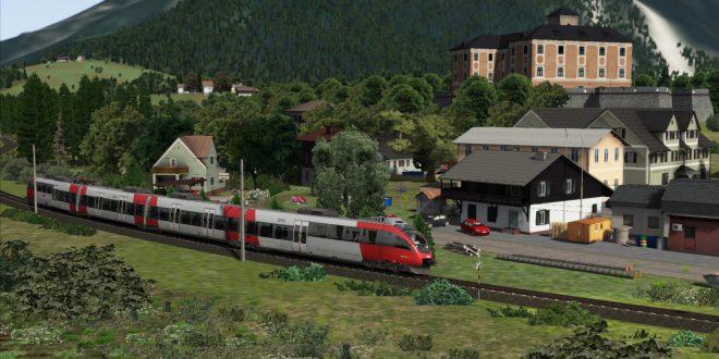 [RSSLO] Ennstalbahn Route – jetzt erhältlich!