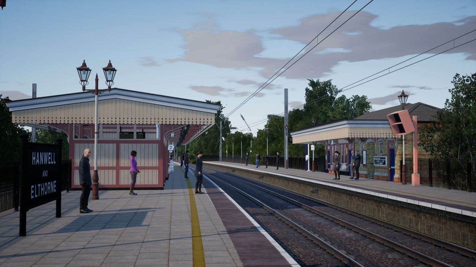 HanwellStation