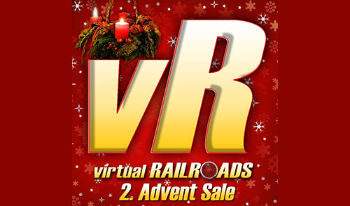 [virtualRailroads] 2. Advent Sale