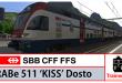 [TrainworX] SBB CFF FFS RABe 511 jetzt erhältlich!