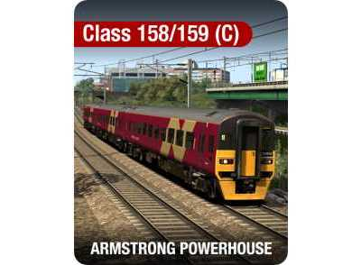 [AP] Class 158/159 (Cummins) Enhancement Pack erschienen