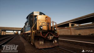 Train Sim World auf Xbox
