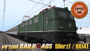 BR141 Grün
