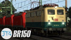 BR150 Blau-Beige von JTG