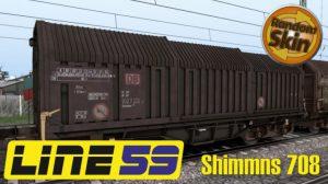 Fahrzeugpaket Shimmns 708