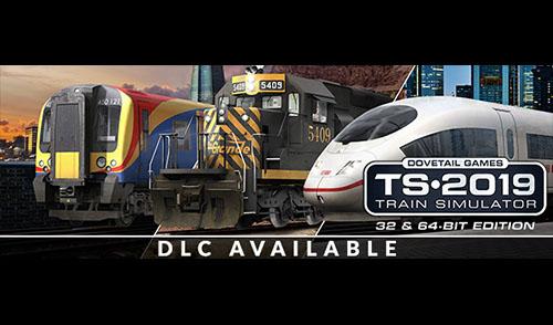 [DTG] Train Simulator 2019 erhältlich!