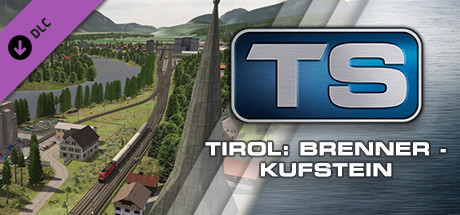 [RSSLO] Tirol: Brenner – Kufstein Route Add-On auf Steam erhältlich!