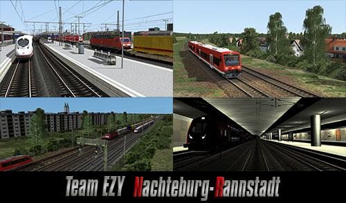 [Freeware] Strecke Nachteburg – Rannstadt (ProjektRoterKnopf) vom Team EZY veröffentlicht!