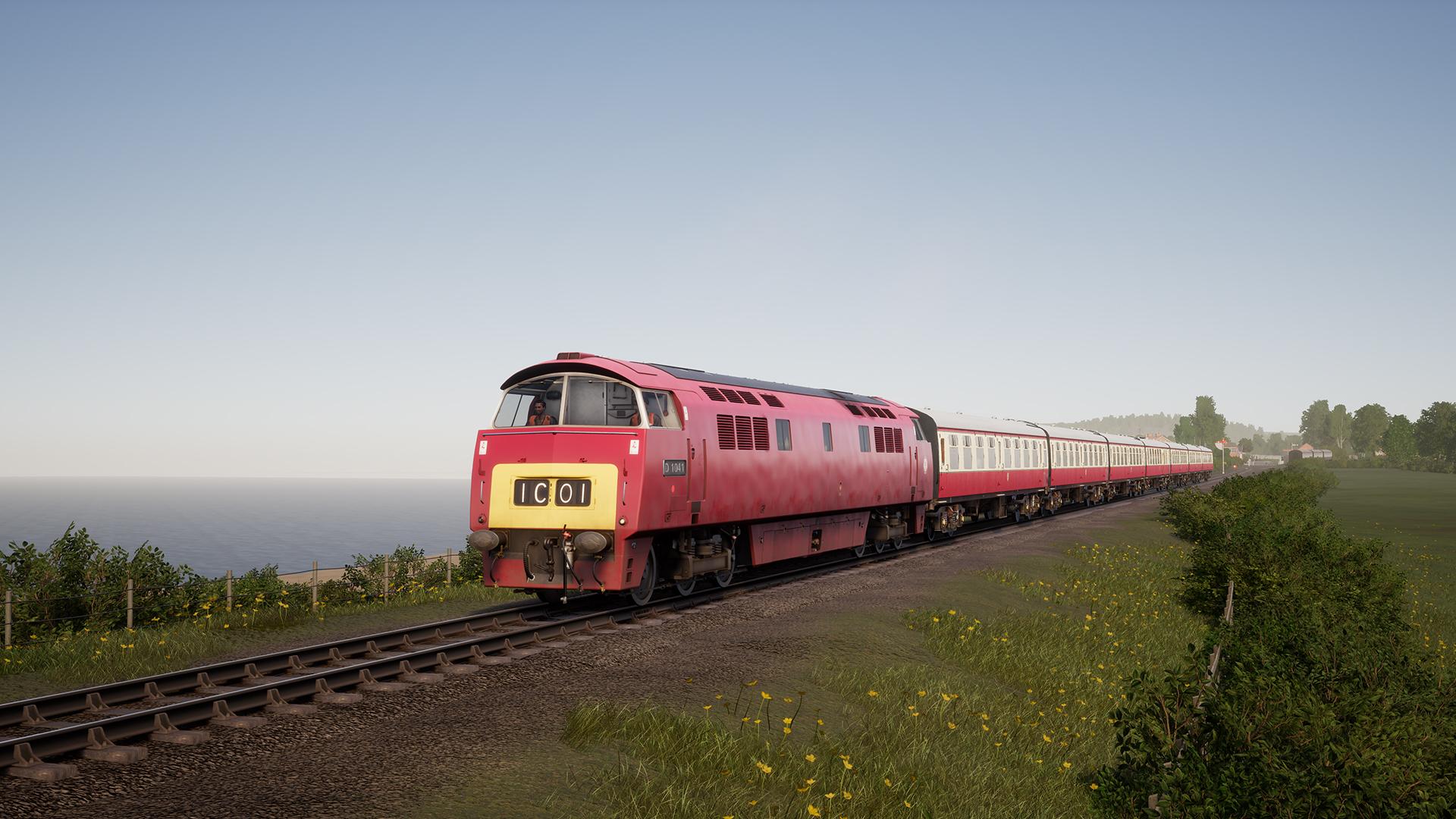 [DTG] Train Sim World: BR Class 52 'Western' Jetzt