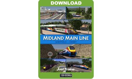 [JT] Midland Main Line: Sheffield – Derby Route veröffentlicht