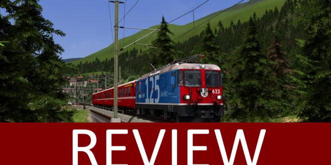 [Review] Surselva Line: Reichenau-Tamins – Disentis/Mustér