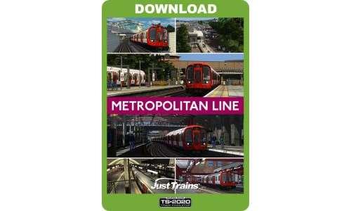 [JT] London Underground Metropolitan Line erschienen