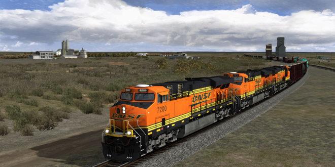 [VNH/G-Trax] Montana Hi-Line Route angekündigt