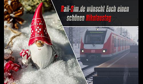 Rail-Sim.de – Nikolaus-Gewinnspiel