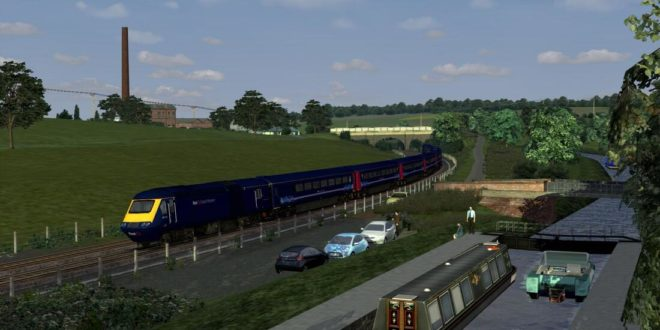 [Freeware] Erweiterung für die Strecke 'South Western Expressways' veröffentlicht