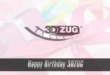3DZUG feiert bald Geburtstag!