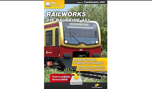 [TTB] Baureihe 481 Add-On veröffentlicht
