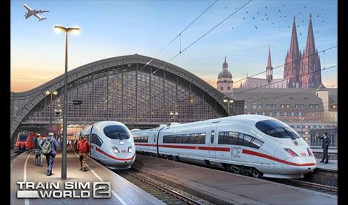 [DTG] Offizieller Pressetext von DTG zu Train Sim World 2 – Schnellfahrstrecke Köln-Aachen