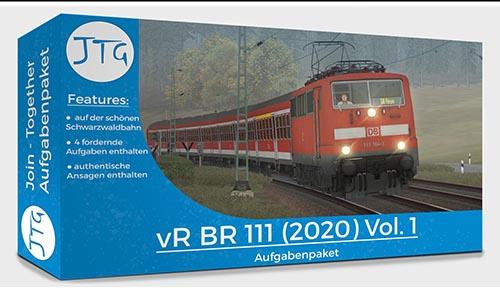 [JTG] BR 111 (2020) Aufgabenpaket Vol. 1 – jetzt erhältlich!