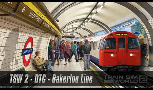 Offizieller Pressetext von DTG zu Train Sim World 2 – London unterirdisch erfahren auf der Bakerloo Line