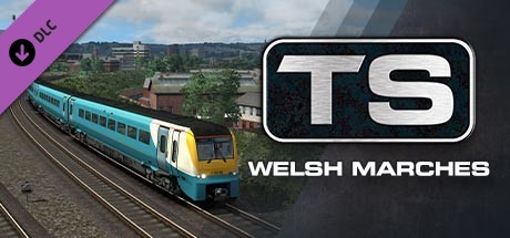 [Bossman Games] Welsh Marches Line: Newport – Shrewsbury Route Add-On wieder erhältlich
