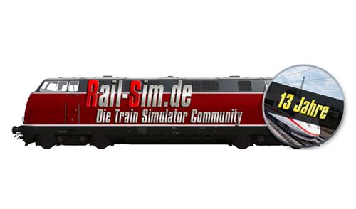 13 Jahre Rail-Sim.de – 3. Gewinnspiel – Wörtersuche