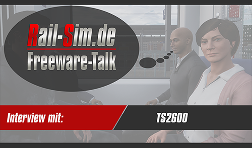 [Freeware-Talk] TS2600 im Interview