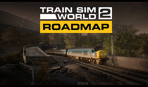 [DTG] Train Sim World 2 Roadmap vom 10. November