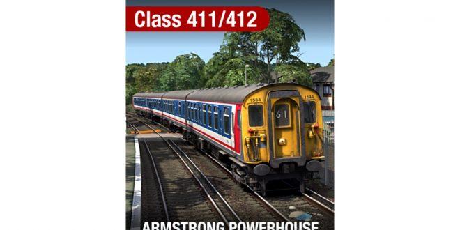 [AP] Class 411/412 EMU Pack veröffentlicht