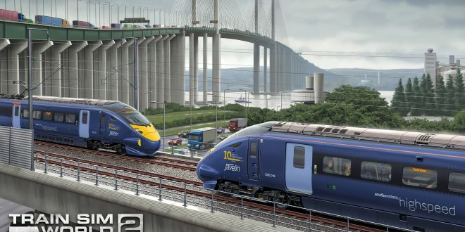 [TSW2/DTG] Southeastern High Speed: London St. Pancras – Faversham erscheint am 4. Februar