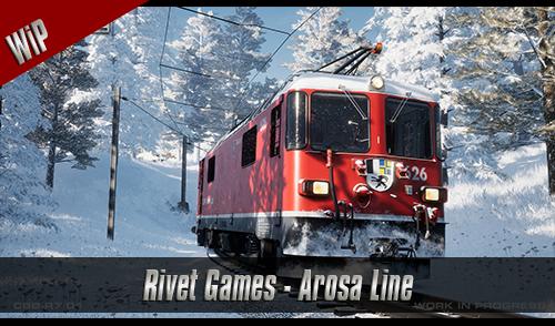 [Rivet Games] Arosa Line: Chur – Arosa – WiP