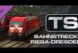 [DTG] Bahnstrecke Riesa – Dresden erhältlich!